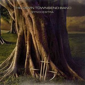 Devin Townsend - Synchestra (The Devin Townsend Band) CD (album) cover