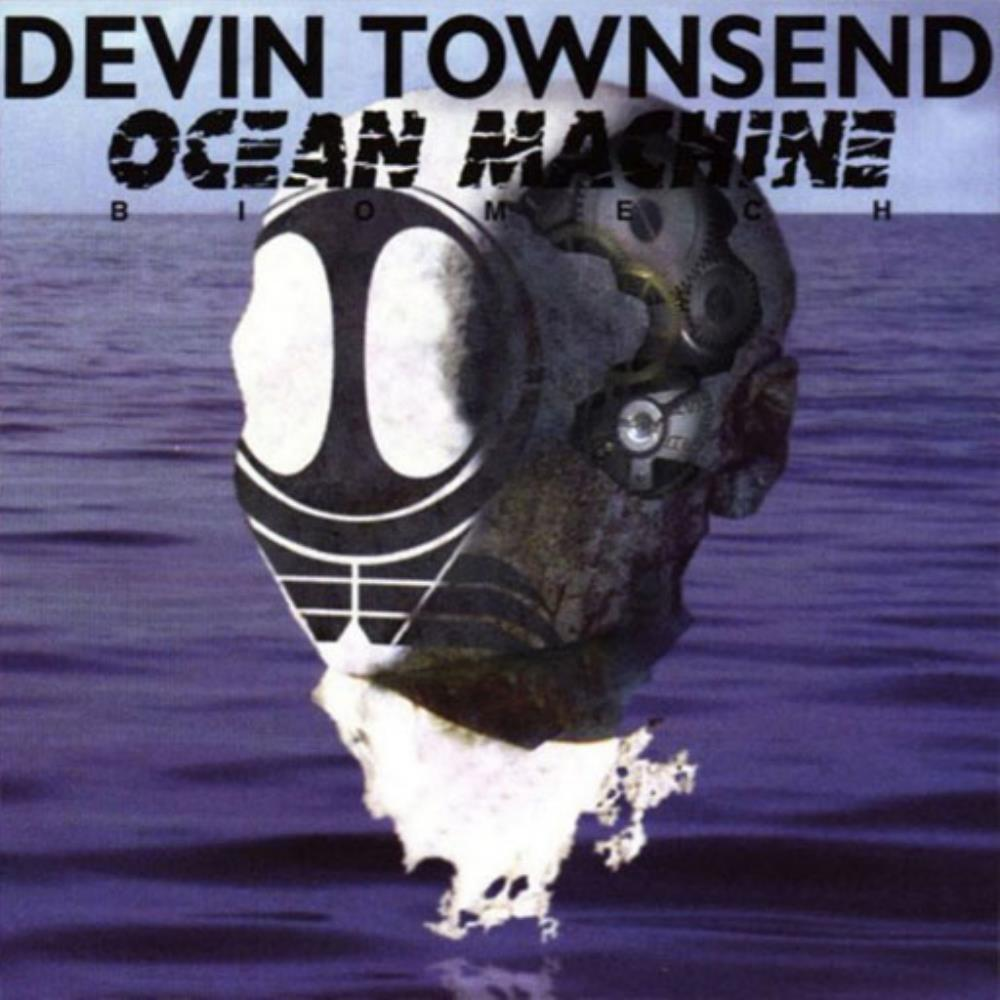 Devin Townsend Ocean Machine - Biomech album cover