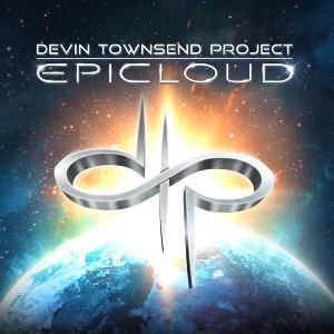 Devin Townsend - Epicloud (Devin Townsend Project) CD (album) cover