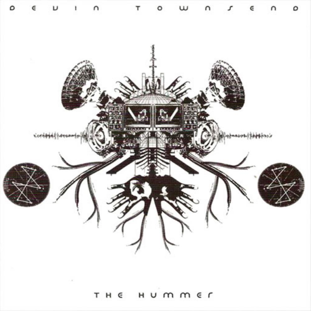 Devin Townsend - The Hummer CD (album) cover