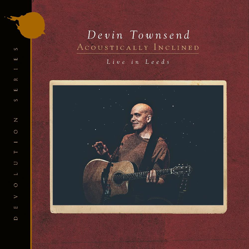 Devolution Series #1 - Acoustically Inclined, Live in Leeds by TOWNSEND, DEVIN album cover