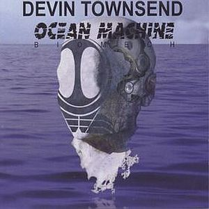 Devin Townsend - Ocean Machine: Biomech CD (album) cover