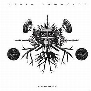 Devin Townsend - Hummer CD (album) cover