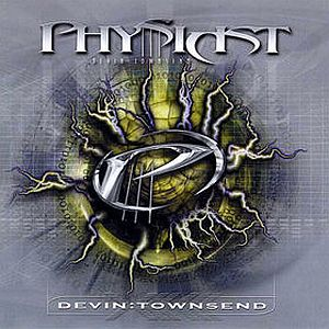 Devin Townsend - Physicist CD (album) cover
