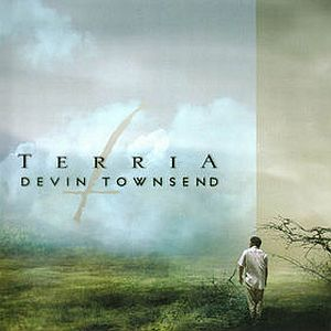 Devin Townsend - Terria CD (album) cover