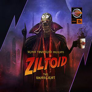 Devin Townsend Ziltoid the Omniscient album cover
