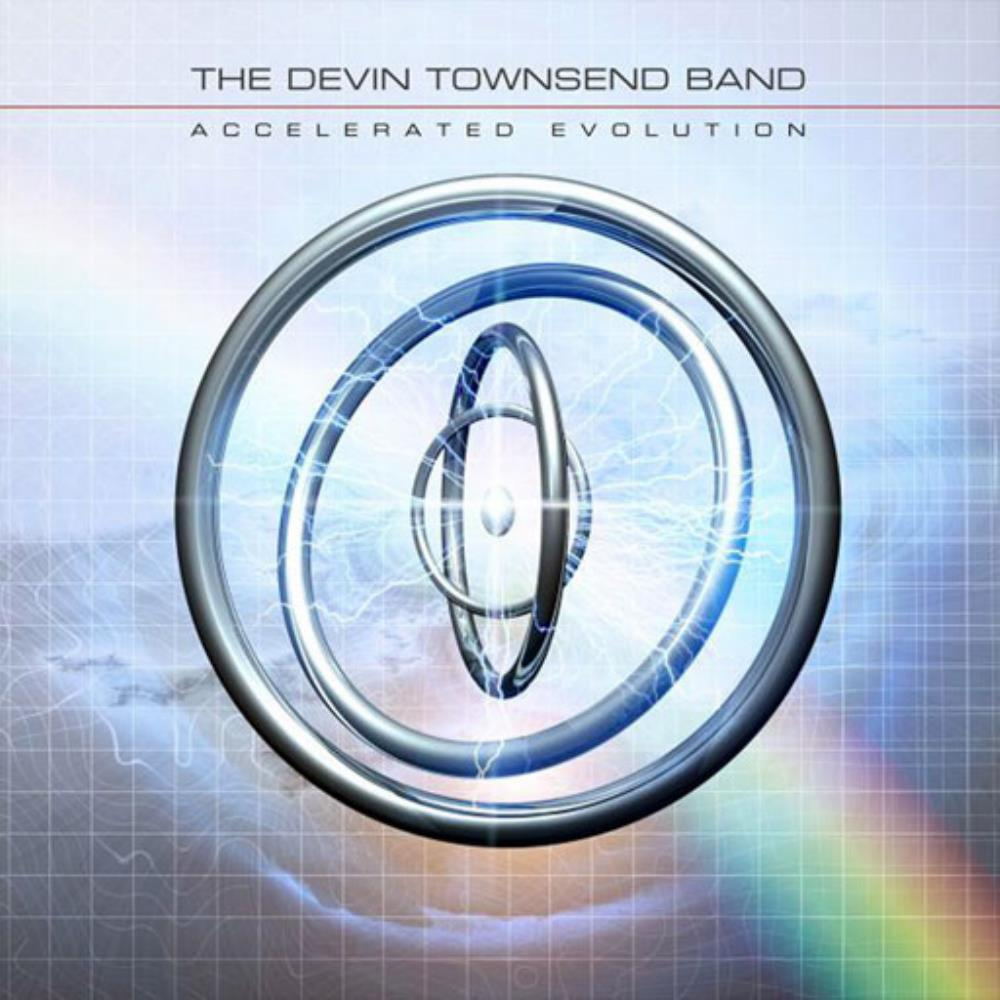 The Devin Townsend Band: Accelerated Evolution by TOWNSEND, DEVIN album cover