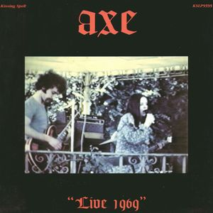 Live 1969 by AXE album cover
