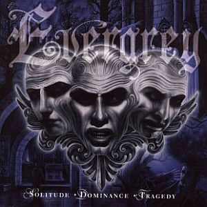 Evergrey - Solitude + Dominance + Tragedy CD (album) cover