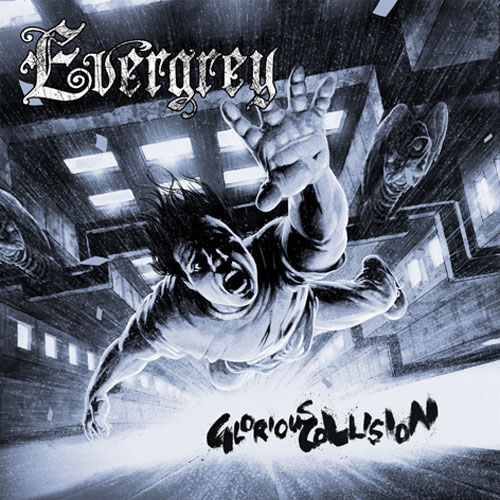 Evergrey - Glorious Collision CD (album) cover