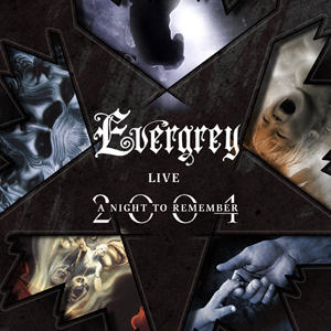Evergrey - A Night To Remember   CD (album) cover
