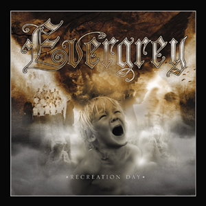 Evergrey - Recreation Day CD (album) cover