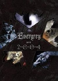 Evergrey - A Night to Remember - Live 2004 CD (album) cover