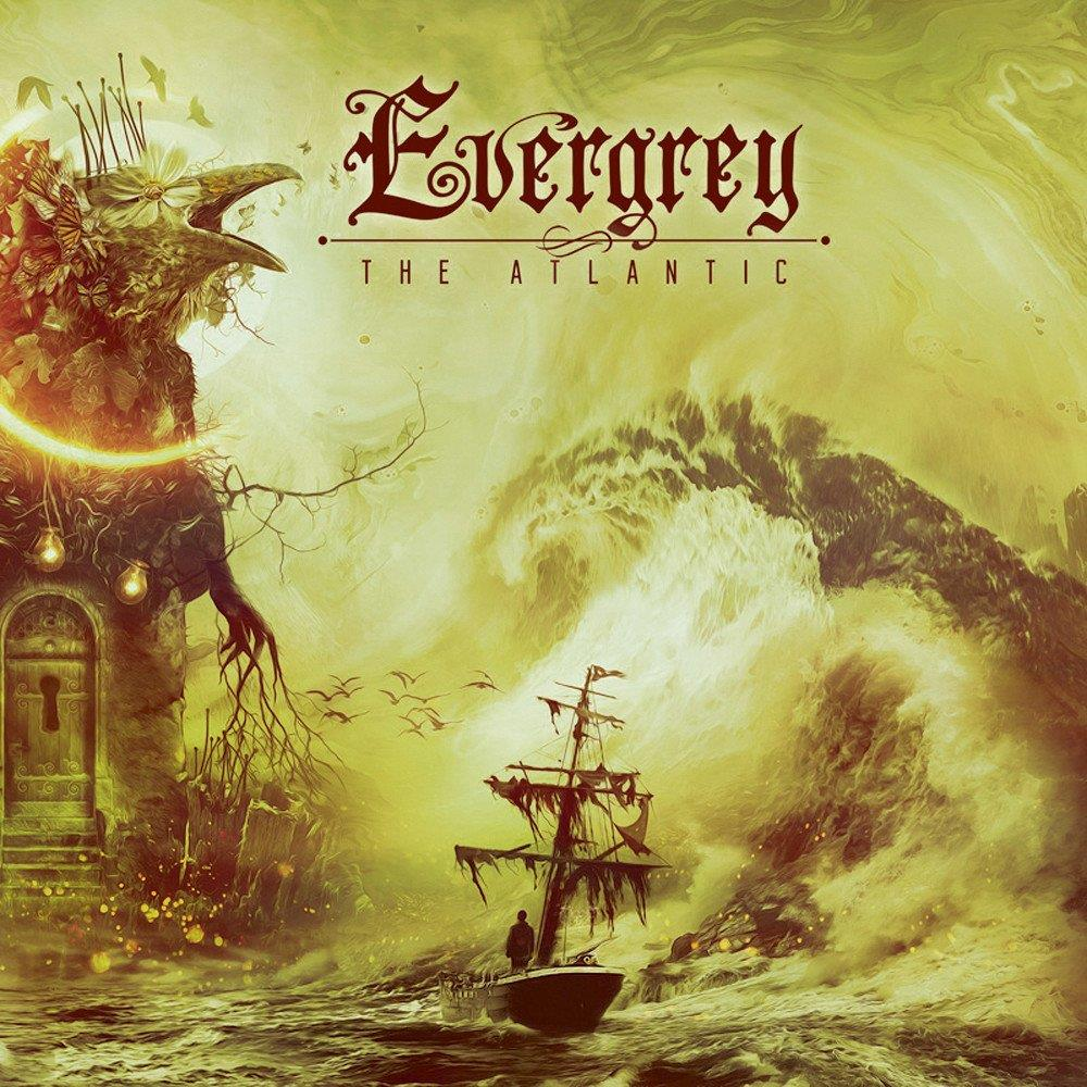 The Atlantic by EVERGREY album cover