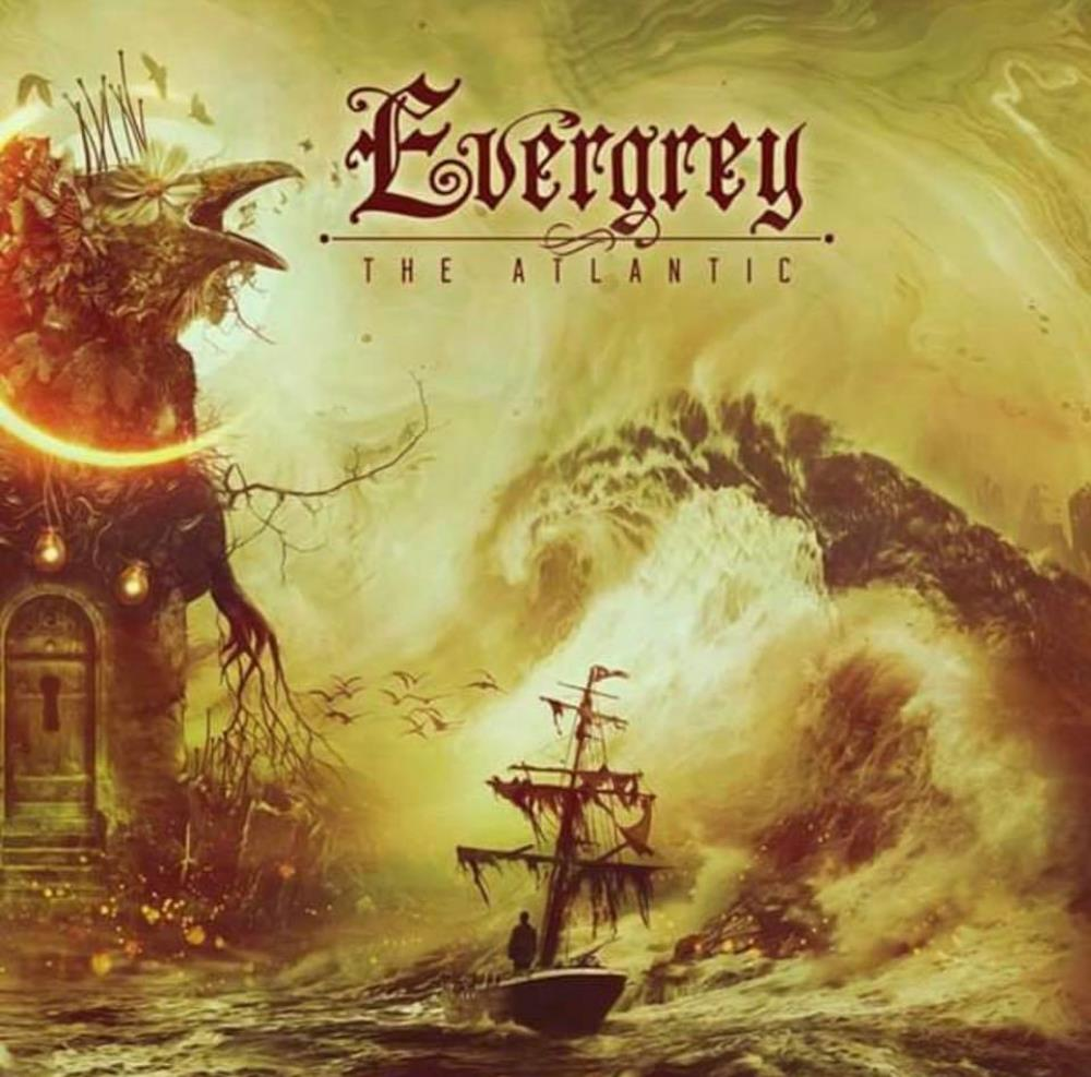 The Atlantic by EVERGREY album cover