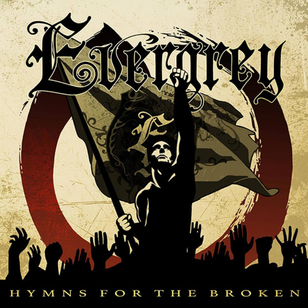 Hymns For The Broken by EVERGREY album cover