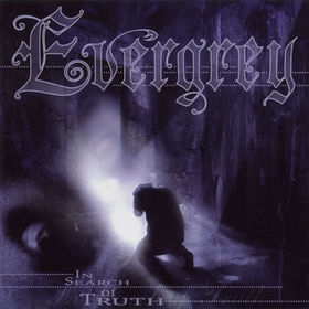 Evergrey - In Search Of Truth CD (album) cover