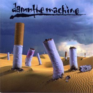 Damn The Machine - Damn The Machine CD (album) cover