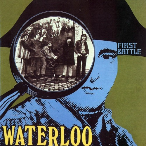 First Battle by WATERLOO album cover