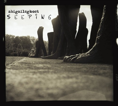Abigail's Ghost Seeping album cover