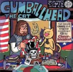 Cheer-Accident Gumballhead The Cat album cover