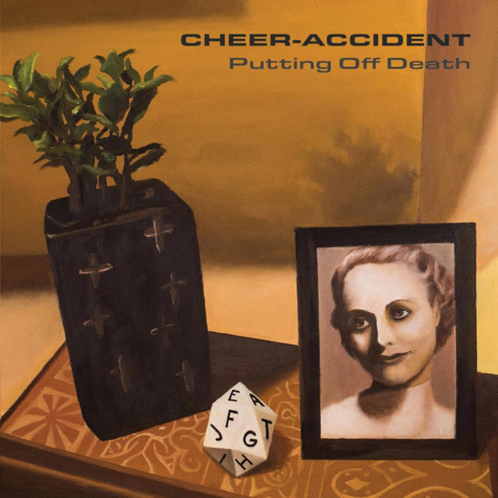 Putting Off Death by CHEER-ACCIDENT album cover
