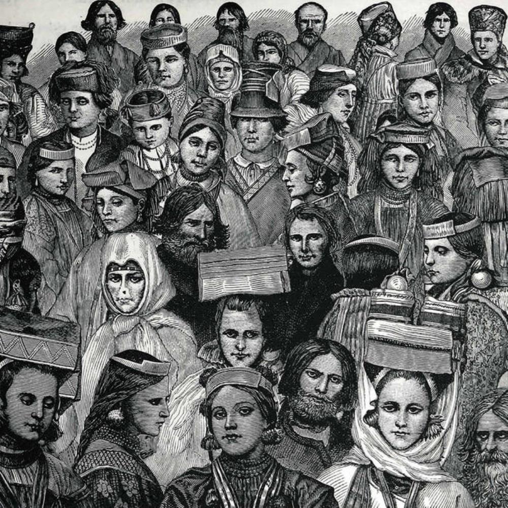 Krásná Hora by BLANK MANUSKRIPT album cover