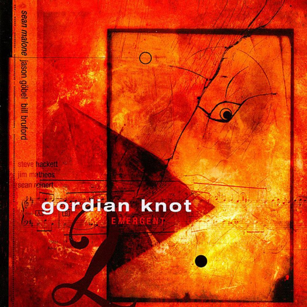 Emergent by GORDIAN KNOT album cover