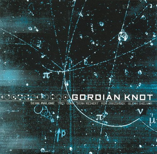 Gordian Knot - Gordian Knot CD (album) cover