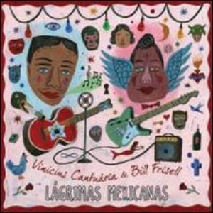 Bill Frisell Lagrimas Mexicanas album cover