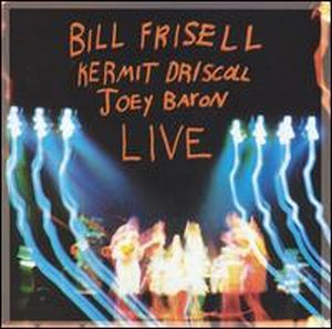 Bill Frisell Live album cover
