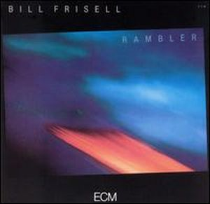 Bill Frisell - Rambler CD (album) cover