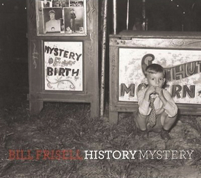 Bill Frisell History, Mystery album cover