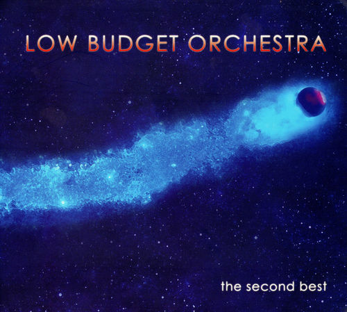 The Second Best by LOW BUDGET ORCHESTRA album cover