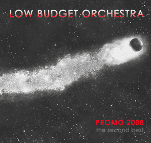 Low Budget Orchestra Promo 2008 album cover