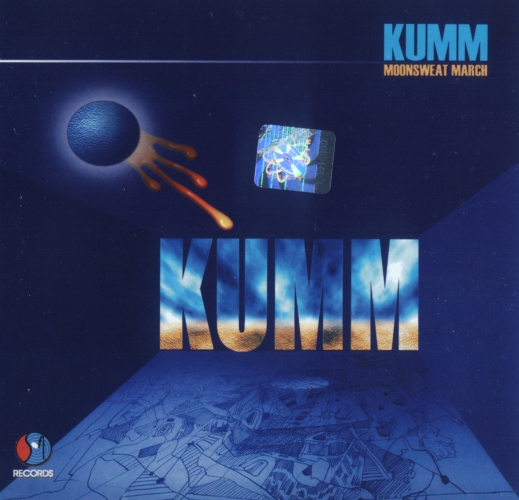 Kumm Moonsweat March album cover