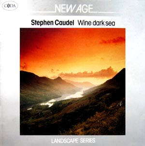 Wine Dark Sea by CAUDEL, STEPHEN album cover