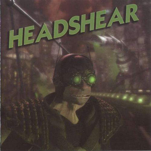Headshear by HEADSHEAR album cover