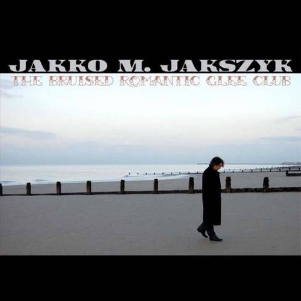 Jakko M. Jakszyk The Bruised Romantic Glee Club album cover