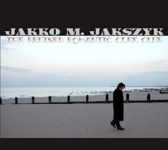 Jakko M. Jakszyk - The Bruised Romantic Glee Club CD (album) cover