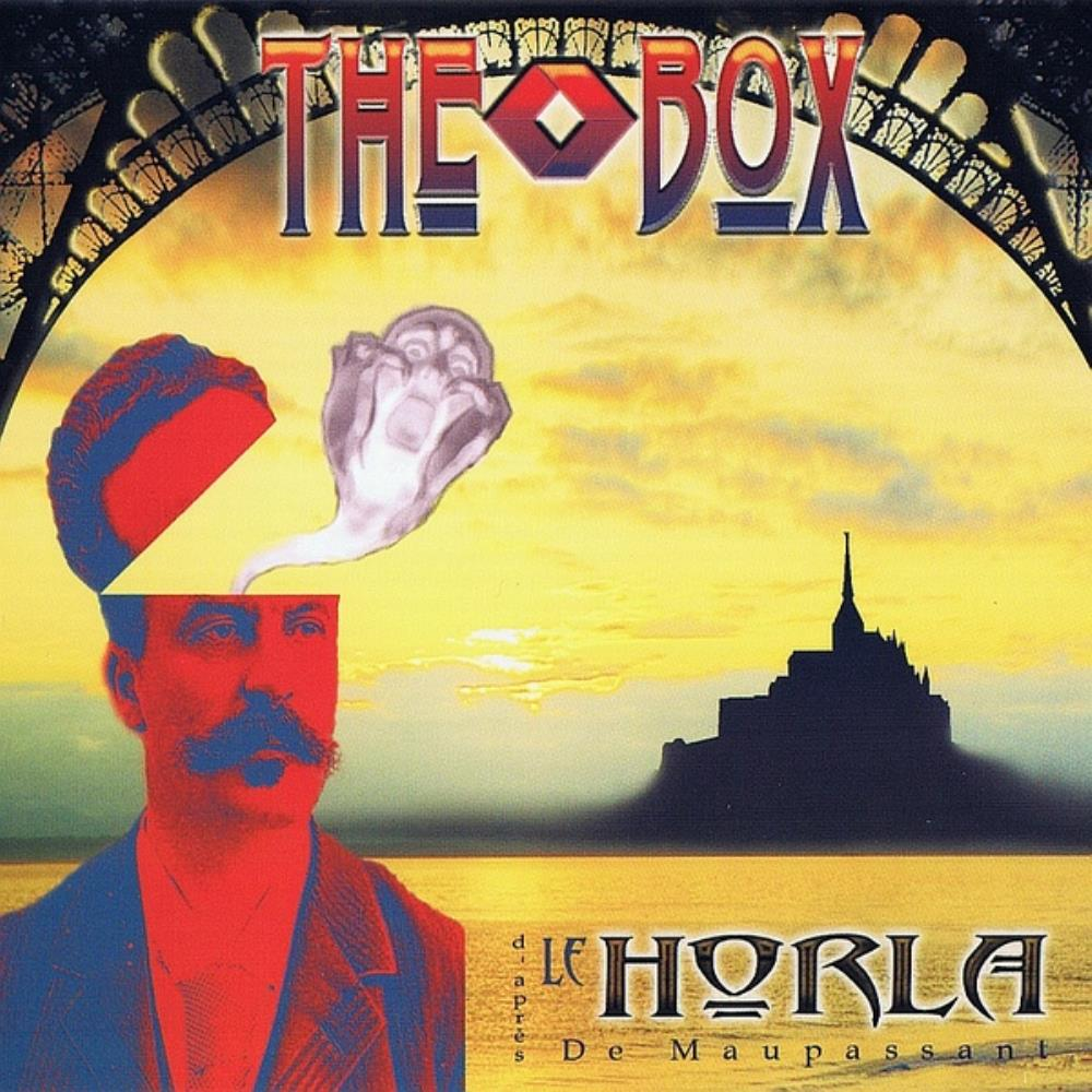 The Box - D'Apr�s Le Horla De Maupassant CD (album) cover