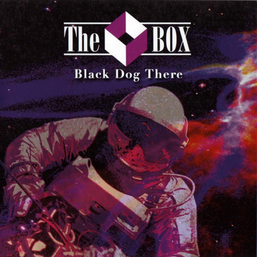 The Box Black Dog There album cover