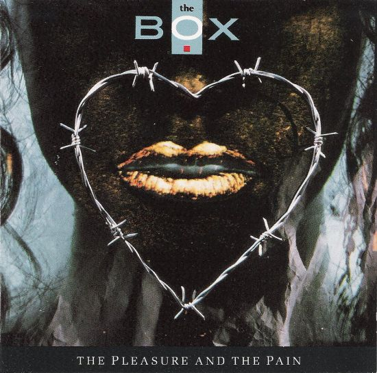 The Box The Pleasure and the Pain album cover