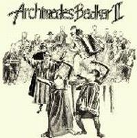 Archimedes Badkar - II CD (album) cover