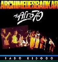 Bado Kidogo by ARCHIMEDES BADKAR album cover