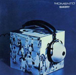 Momento by BAKERY album cover