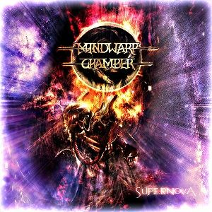 Supernova by MINDWARP CHAMBER album cover