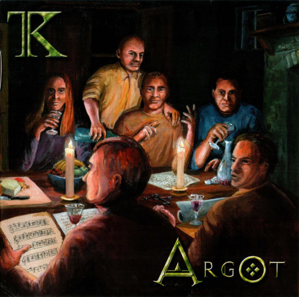 Thieves' Kitchen - Argot CD (album) cover