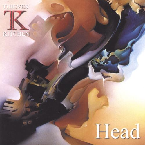 Thieves' Kitchen - Head CD (album) cover