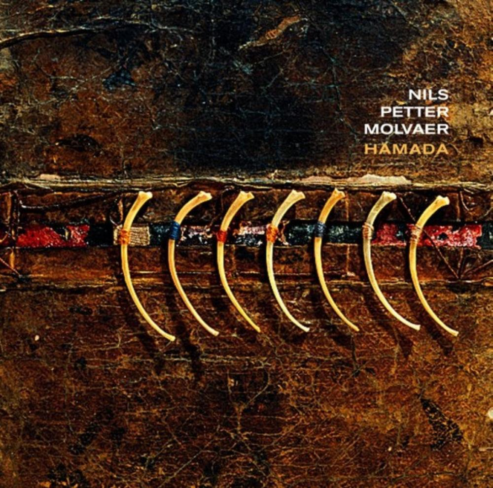 Hamada by MOLVÆR, NILS PETTER album cover